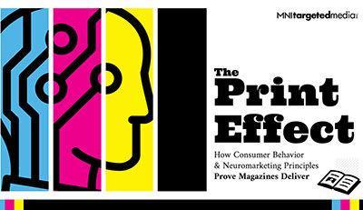 The Print Effect: How Consumer Behavior & Neuro Marketing Principles Prove Magazines Deliver