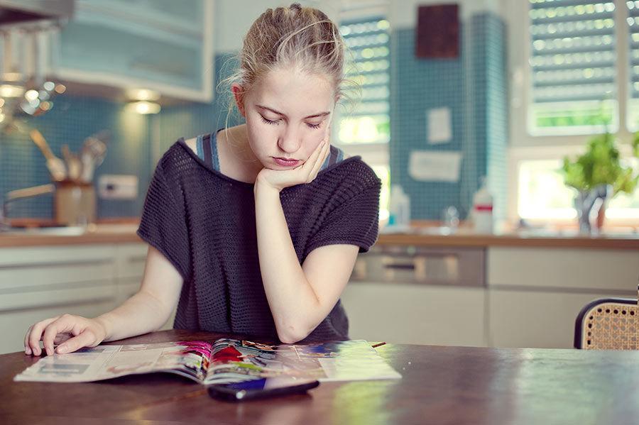 Do Millennials Care About Magazine Print Ads?