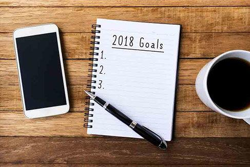 Personal Business Goals for 2018 (Business Edition)